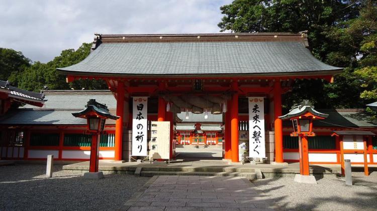 熊野速玉大社の神門