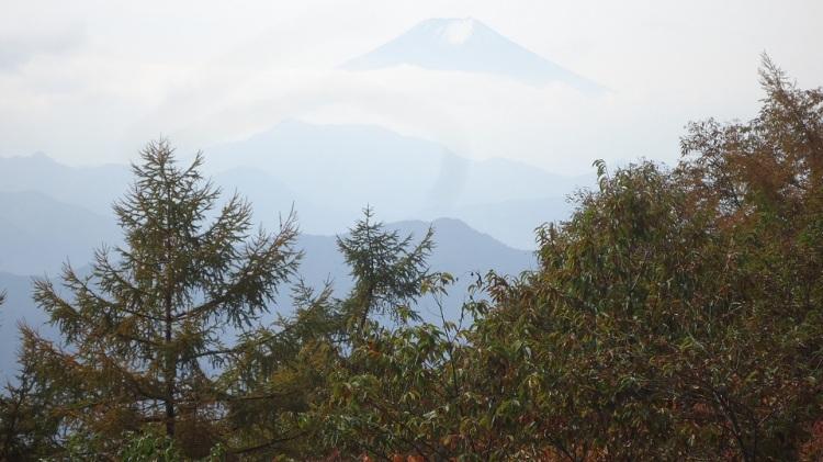 秀麗富嶽十二景とあって富士山を望めるポイントには事欠かない